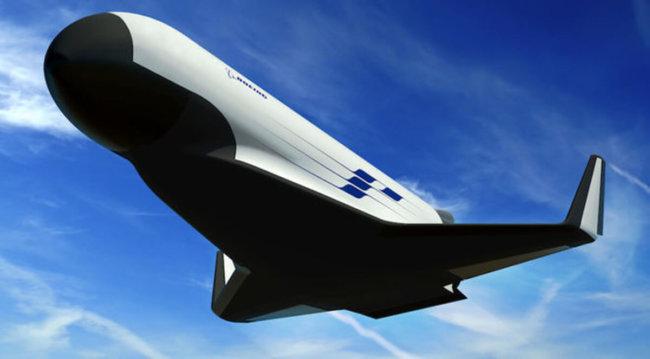 DARPA разрабатывает военный космоплан