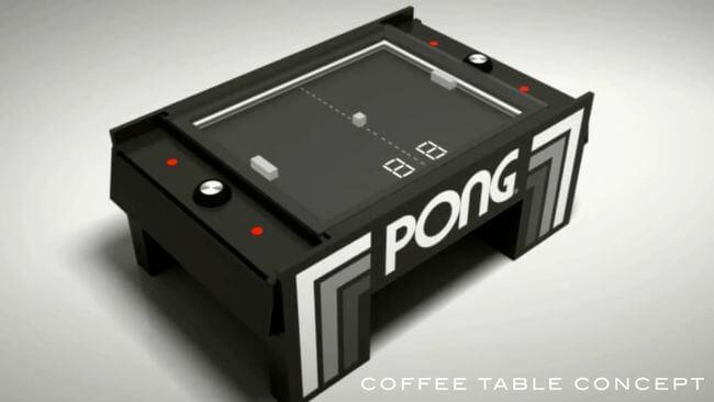 Энтузиаст превратил культовую видеоигру PONG в игральный автомат