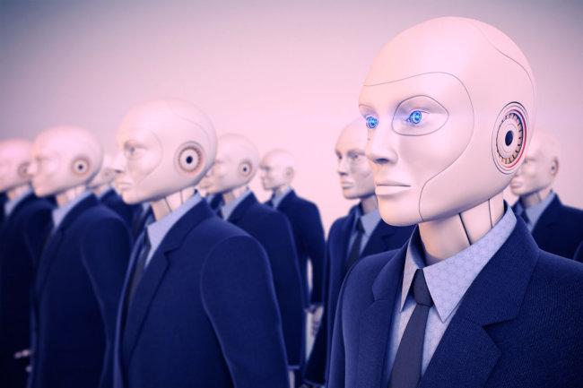Учёные научат роботов испытывать боль, чтобы те могли защитить себя