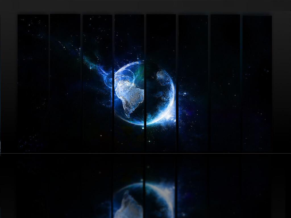 Космическое зеркало