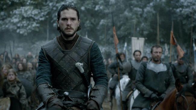 #видео | Как создавались спецэффекты для битвы бастардов в сериале «Игра престолов»