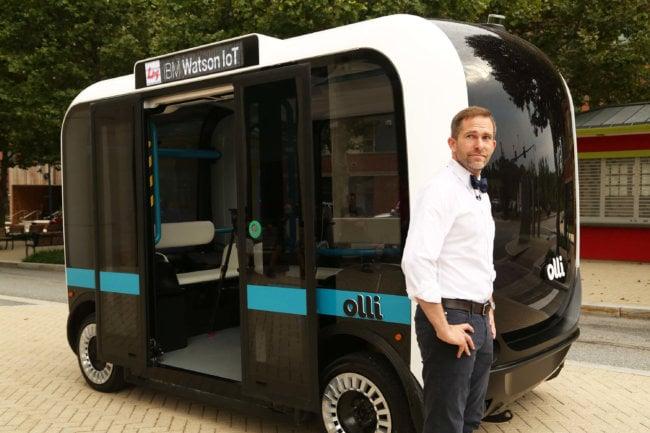 3D--маршрутки появятся на дороге