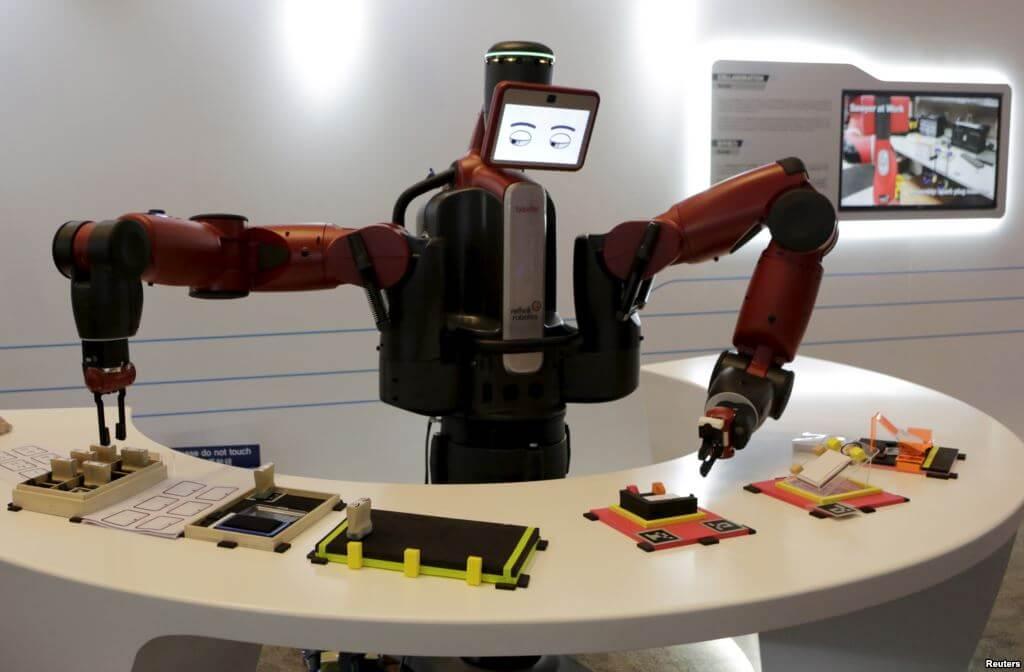 В Китае открылся парк роботов