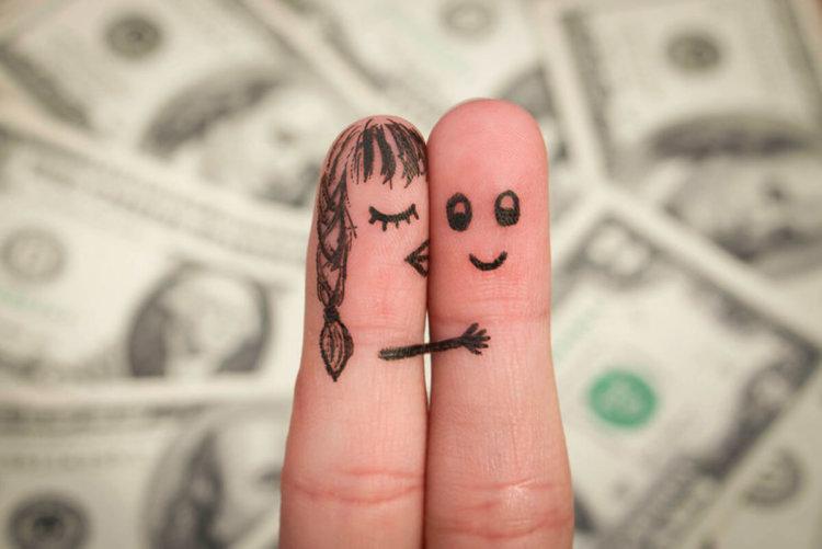 С точки зрения науки: любовь и деньги