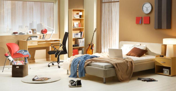 Концепт самозаправляющейся кровати, которая так и не появилась в продаже