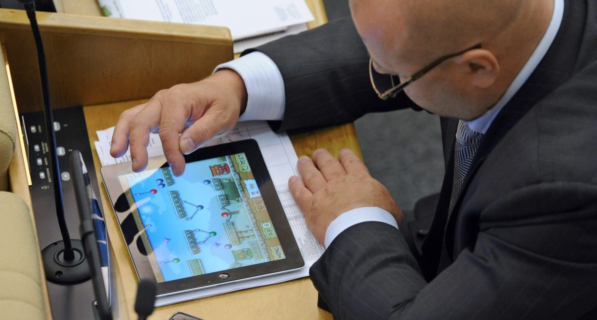 Государственная Дума РФ приняла закон о «налоге на Google»
