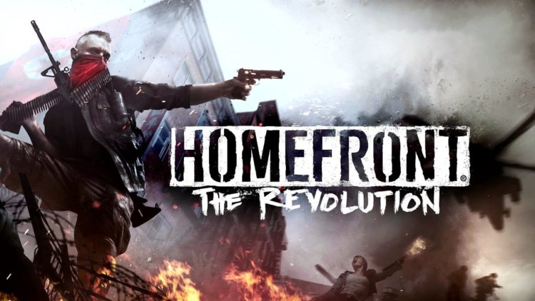 Homefront The Revolution 01