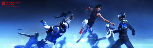 Mirrors Edge Catalyst 09