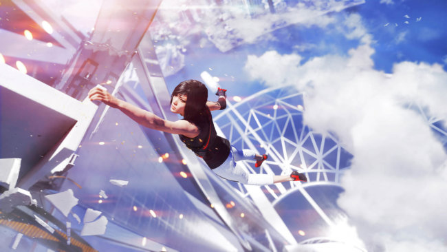 Mirrors Edge Catalyst 11