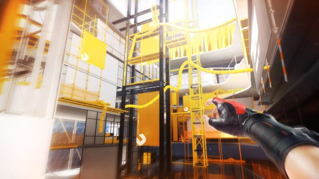 Mirrors Edge Catalyst 12