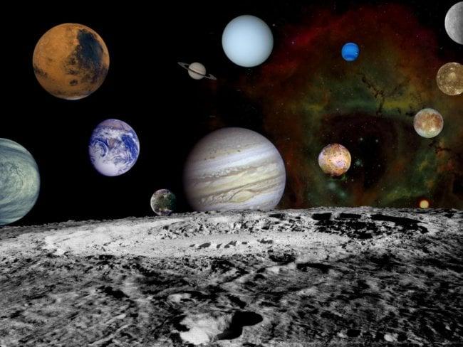 Solar-System-Montage