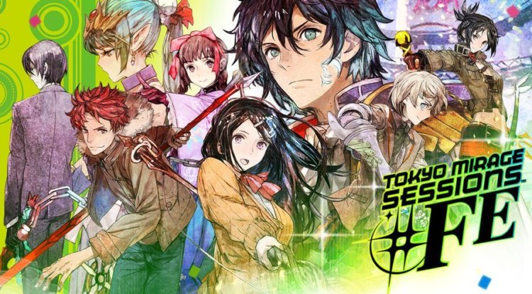 Tokyo Mirage Sessions FE 01