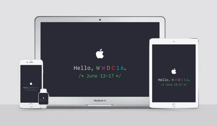 WWDC 2016 01