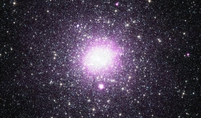 """Астрономы нашли шпиона """"черной дыры"""""""