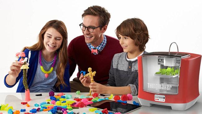 10 направлений 3D-печати