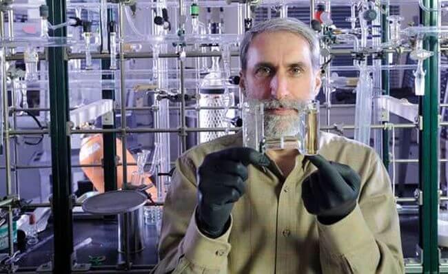 Бактерия умеет превращать воздух в спирт