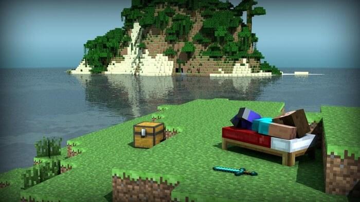Художественный фильм по мотивам игры Minecraft выйдет в 2019-м году