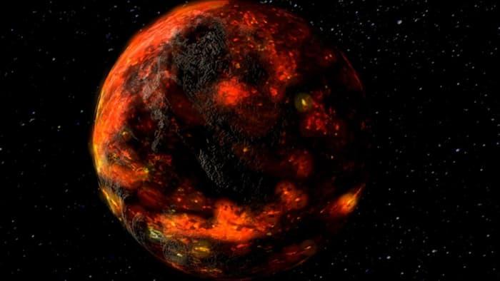 Основной  источник воды на Луне- метеорит