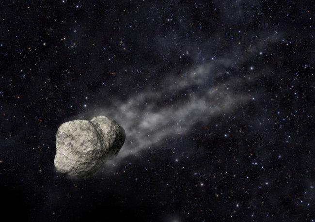В 2017 году астероид Фаэтон подойдет рекордно близко к Земле