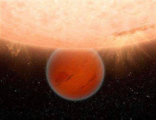Данные о размерах экзопланет могут быть ошибочными