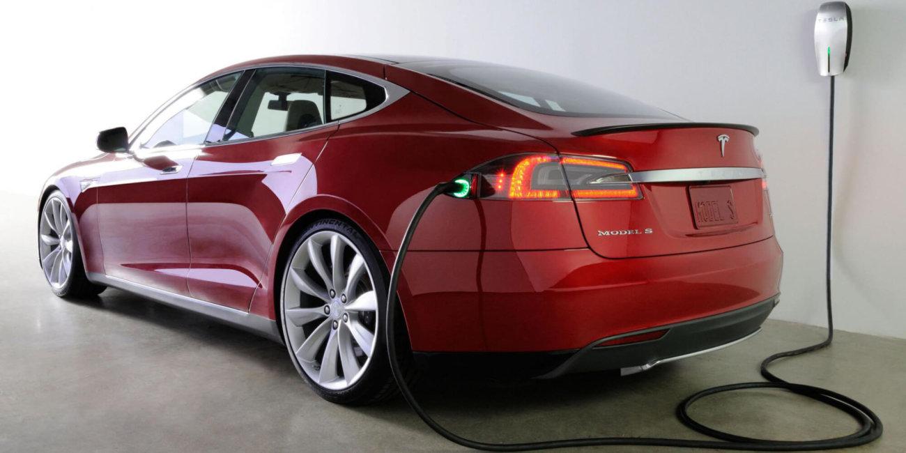 Германия переходит на электромобили