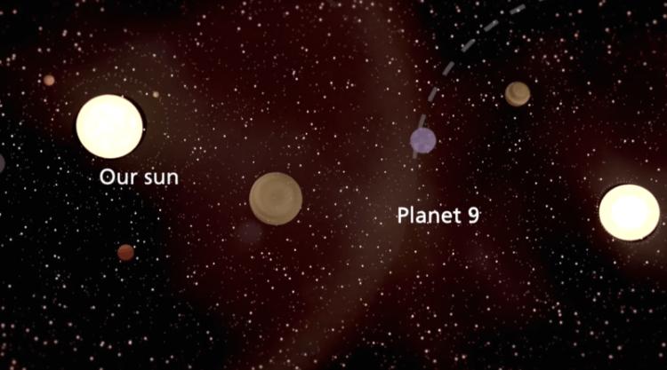 Девятая планета