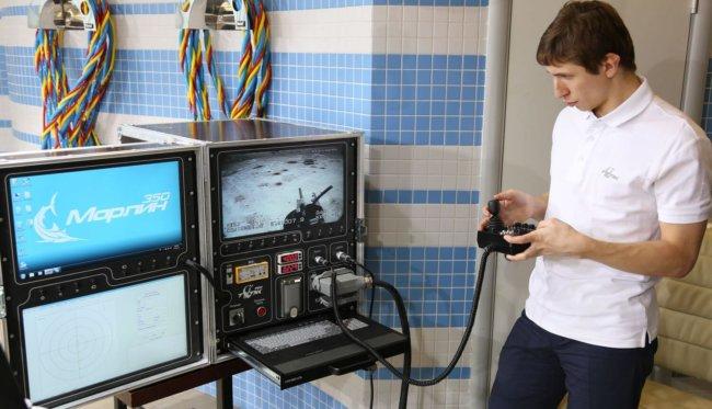 Российский Военно-Морской Флот вооружится роботами
