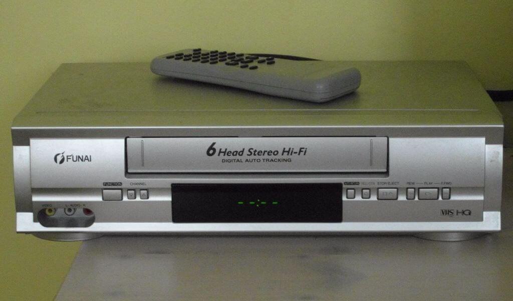 В Японии с конвейера сойдёт последний кассетный видеомагнитофон