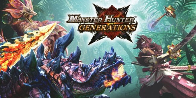 Monster Hunter Generations 01