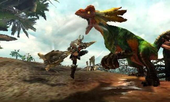 Monster Hunter Generations 06