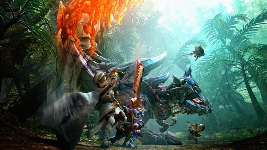 Monster Hunter Generations 08