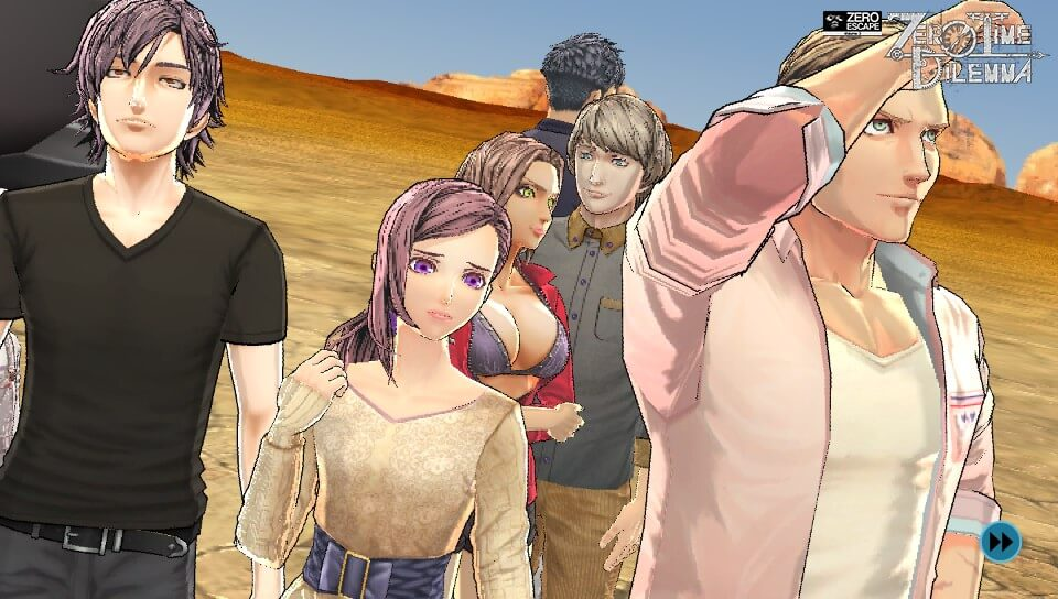Zero Time Dilemma 03