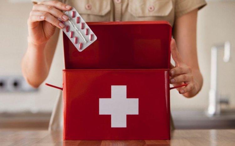 Умная аптечка сама подскажет, какие лекарства нужно принят