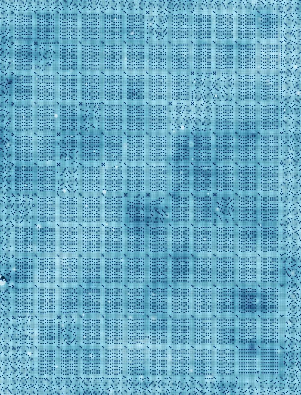 Учёным удалось создать атомный накопитель данных