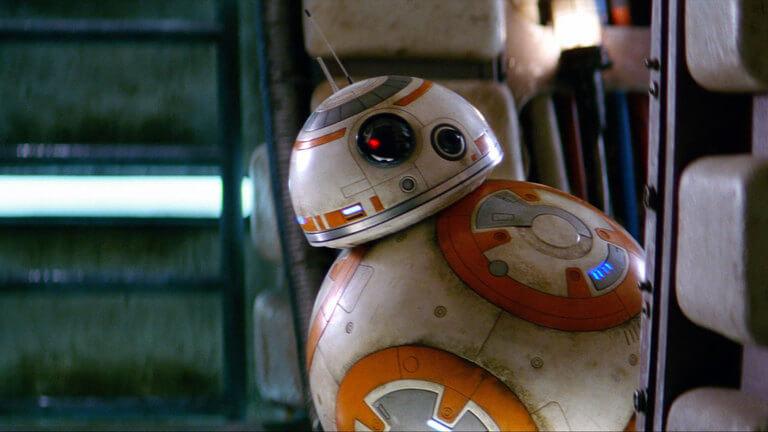 Как создавался дроид BB-8 для «Звёздные войны: Пробуждение силы»