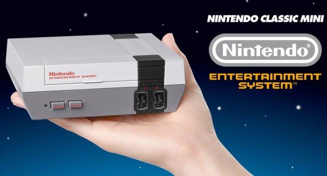 Nintendo воскресит легендарную игровую консоль NES