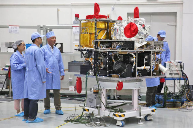 Китайцы планируют создание квантового интернета