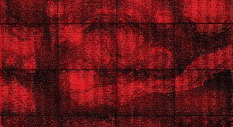 Копию картины Ван Гога сделали из ДНК
