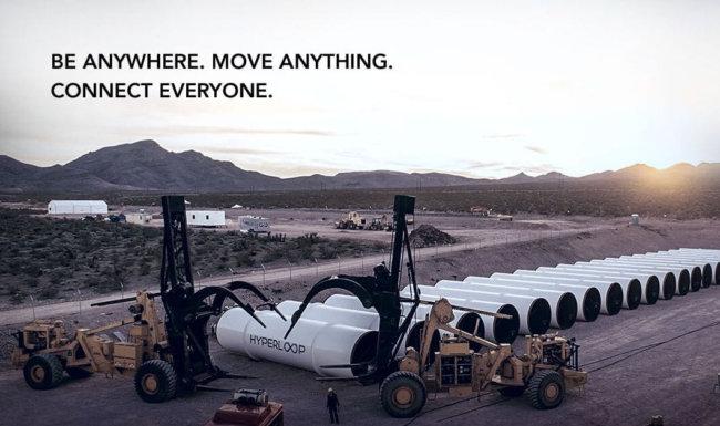 Компания Hyperloop One открыла свой первый завод в Неваде