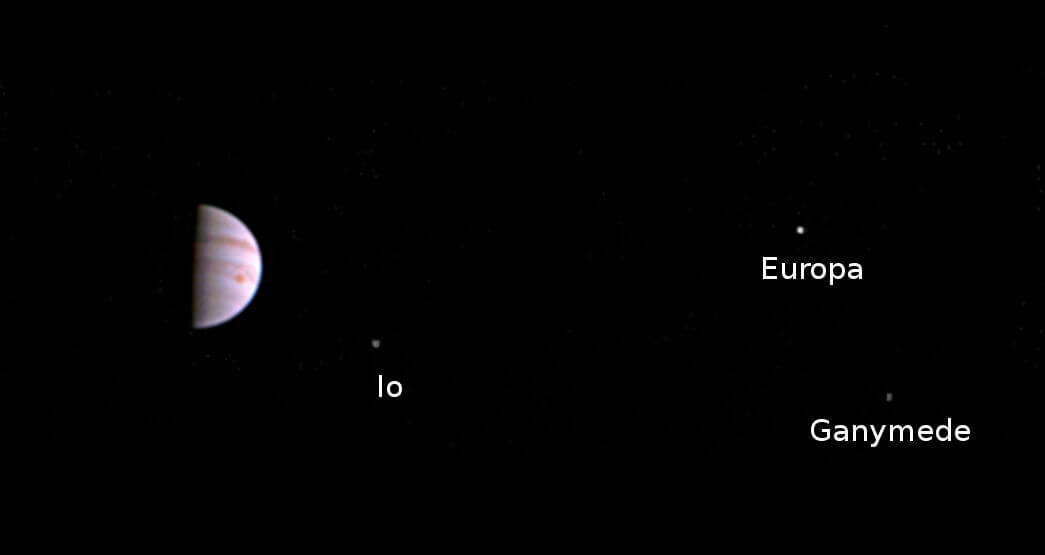 juno-first-image