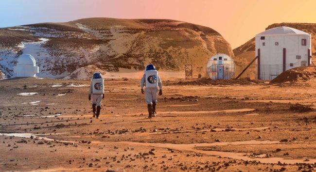 Радиация глубокого космоса может вызвать проблемы с сердцем у будущих марсианских исследователей