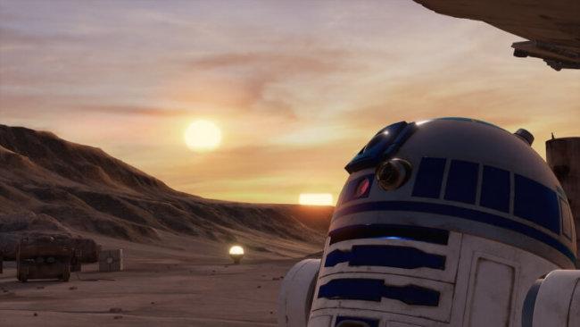 Франшиза Star Wars постепенно осваивает виртуальную реальность