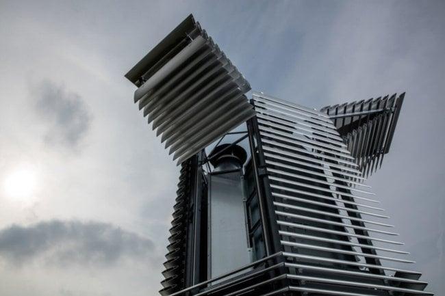Голландцы создали башни, которые способны очищать города от смога