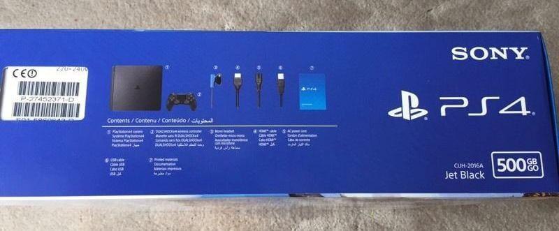 В сеть утекли фотографии новой ревизии консоли Sony PlayStation 4