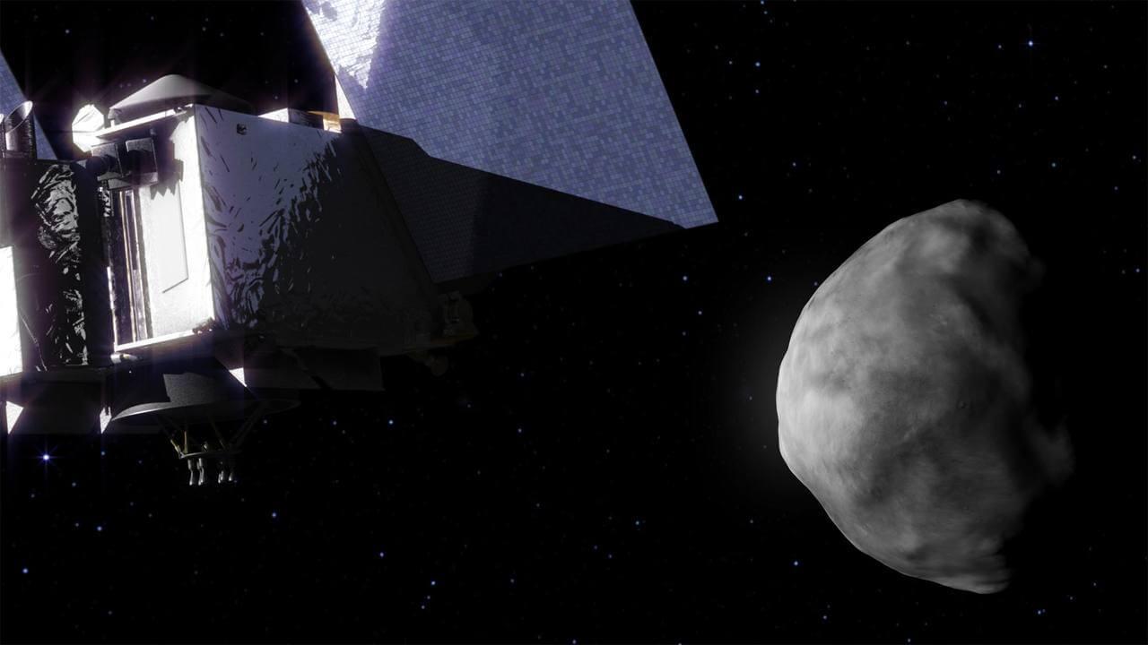 NASA посетит летящий к нам астероид