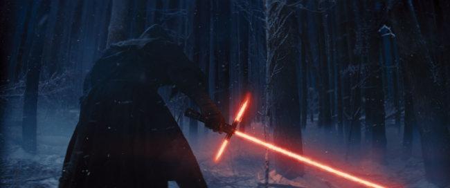 DISNEY запатентовала световые мечи