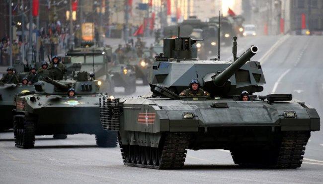 Новейшей российской военной техникой можно будет управлять онлайн