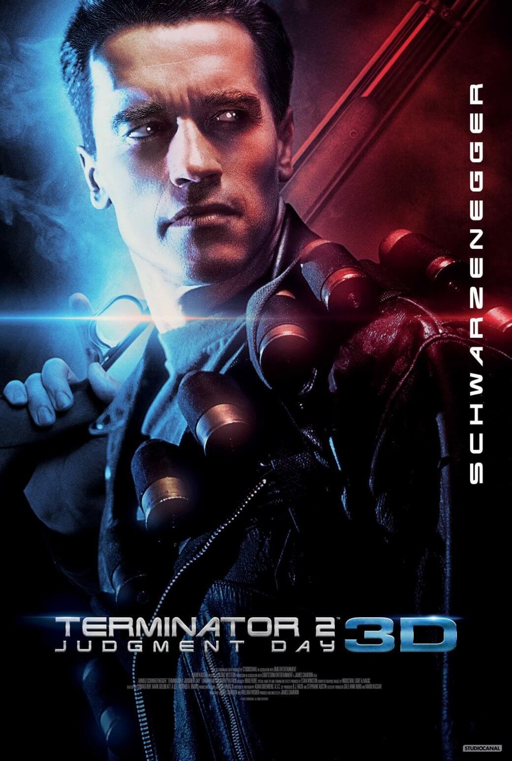 Культовый фильм «Терминатор 2» переиздадут в 3D-формате