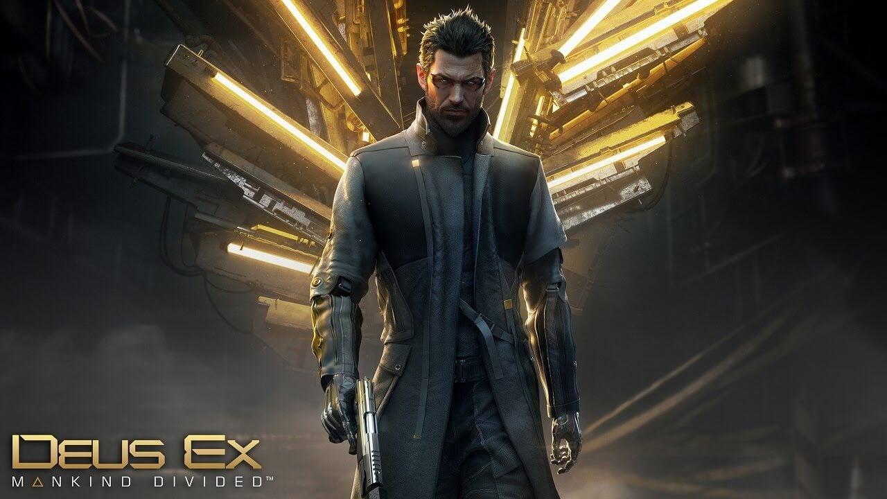 ������������ ���� DEUS EX: MANKIND DIVIDED