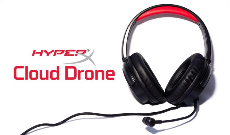 HyperX Cloud Drone 00